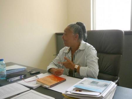 Dra. Aurora Fonseca